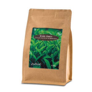 button to buy Earl Grey leaf tea
