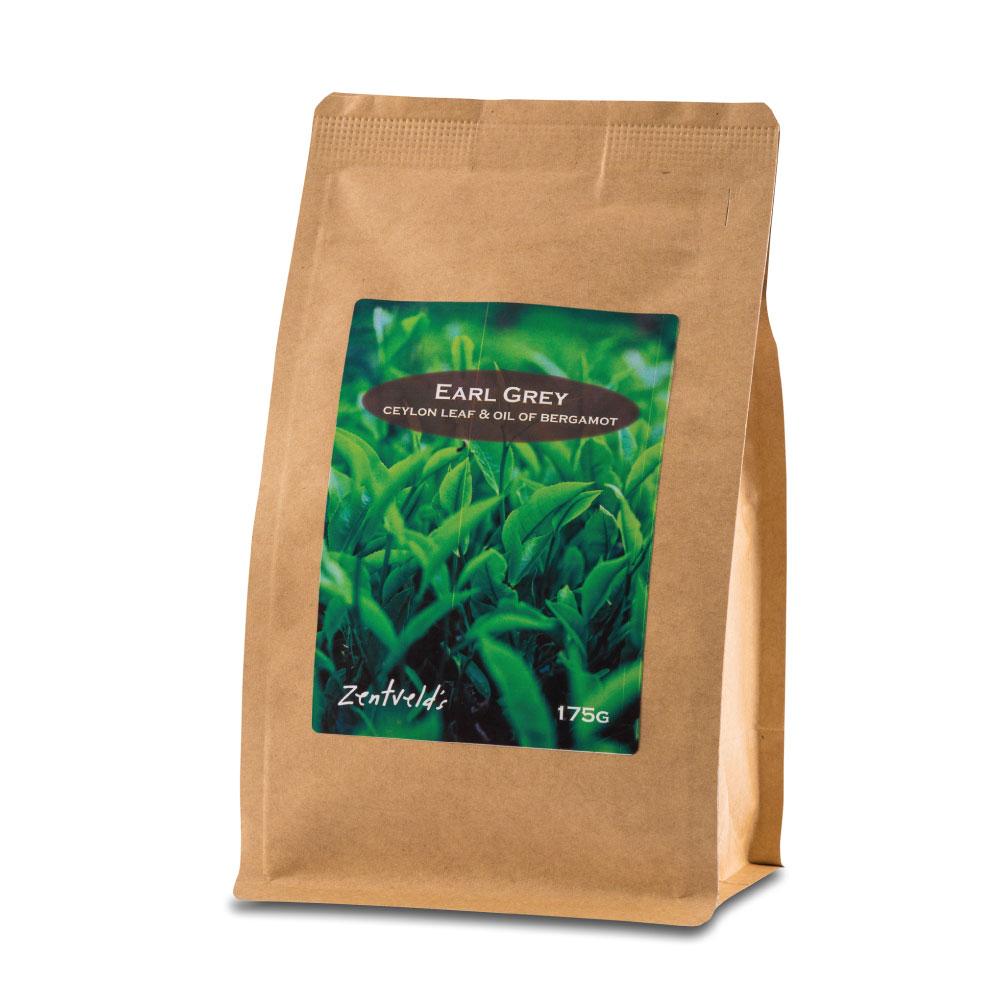 Earl Grey leaf tea