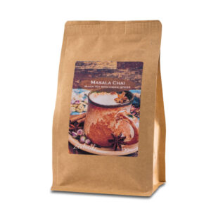 button to buy Masala Chai leaf tea