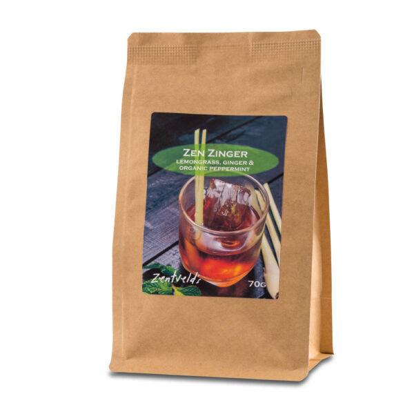 Zen Zinger Leaf Tea