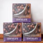 new 50g box chocolate espressobeans Milk & Dark