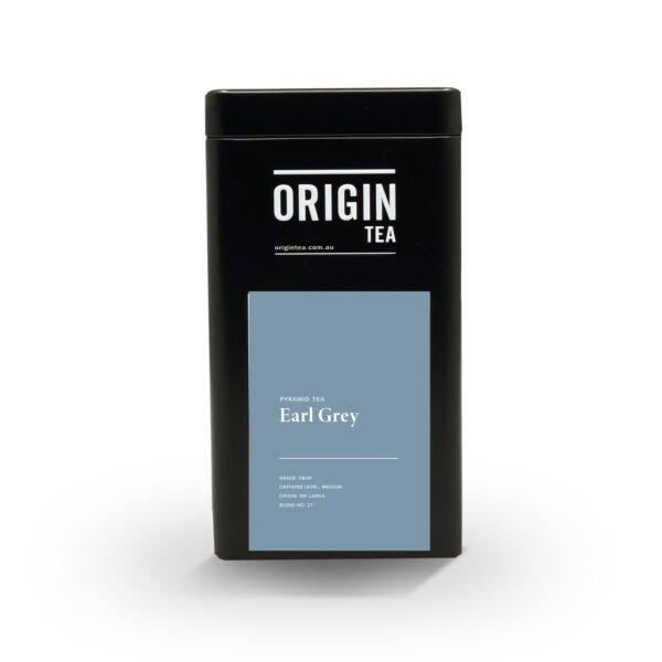 button to buy Origin Earl Grey Pyramid Tea Tin
