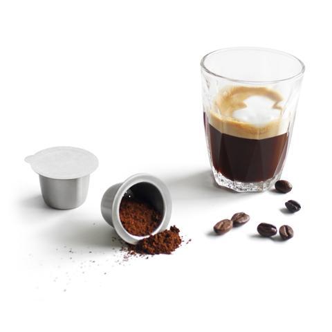 refillable espresso SealPod